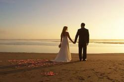 Wedding-at-Sunset