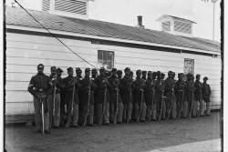 Civil War Black Troops