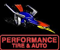 Performance Tire & Auto Logo   Topeka, KS