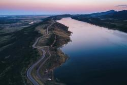 Horsetooth Reservoir @wizzywhiz