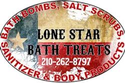 Lone Star Bath Treats Logo