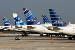 JetBlue A320 Tailfins