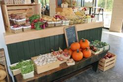Farm Fresh Produce at Farm Club