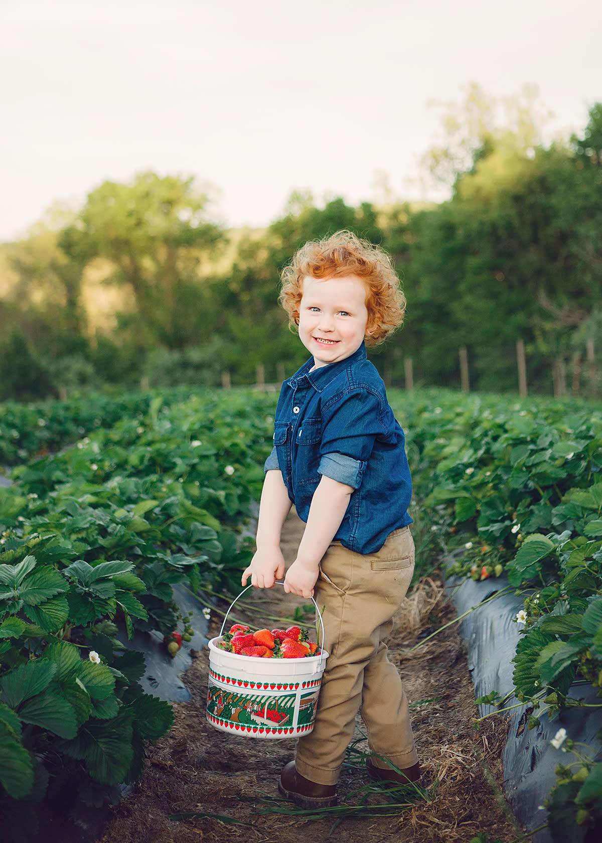 Wegmeyer Farm Kid