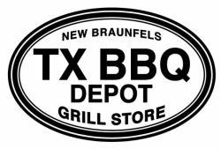 TX BBQ Depot Logo