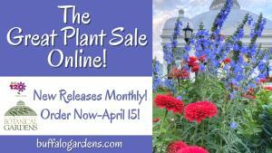Botanical Gardens Plant Sale Online