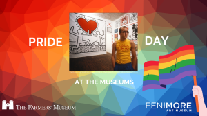 PRIDE Day at the Museums
