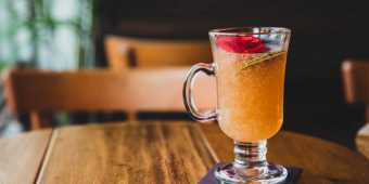 Create your own cocktail at Civil Liberties