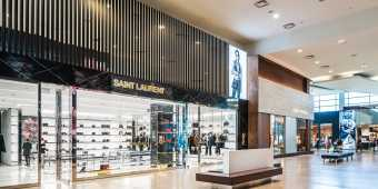 Saint Laurent store at Yorkdale Shopping Centre