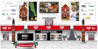 RVC (Virtual) Show Floor Entry