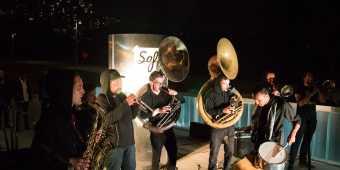 Sofar-@-The-Bentway-T-Dot-Bangerz-Brass-Band-1