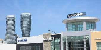 Square One Mall Mississauga
