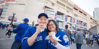 Toronto-Blue-Couple