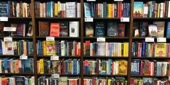 A bookstore