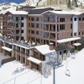 Alta's Snowpine Lodge Set to Open January 2019