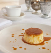 Goats Milk Flan Recipe
