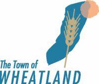 The Town of Wheatland logo