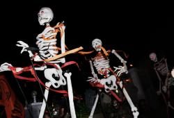 Village Halloween Parade 3
