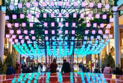 Brookfield Place Light Up Luminaries