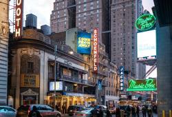 Eric Hsu, Broadway Week, Broadway