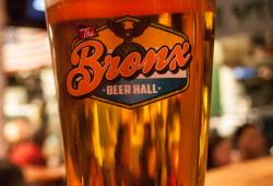 Bronx Beer Hall (Credit: Matthew Rodriguez)