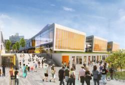 Empire Outlets Rendering