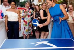 Smash Bash A Celebration of Tennis- Courtesy of The Pierre New York