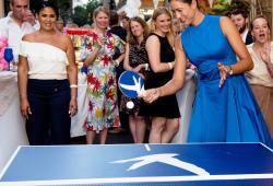 Smash Bash A Celebration of Tennis- Courtesy of The Pierre New York