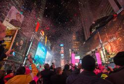 Times Square, ball drop, new years eve, NYE