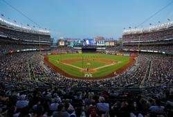 Yankee Stadium. Credit New York Yankees, All rights reserved