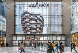 The Great Room, The Shops & Restaurants at Hudson Yards - courtesy of Francis Dzikowski for Related-Oxford