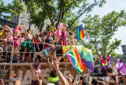 Pride Parade_Photo by Walter Wlodarczyk