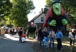Queens County Farm Halloween Festival
