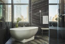 Four Seasons Hotel New York Downtown - Royal Suite Master Bath