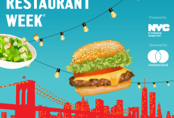 NYC Restaurant Week Summer 2021