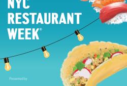 Summer 2021 NYC Restaurant Week