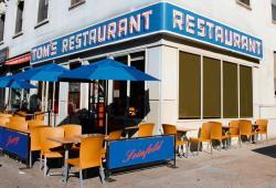 Seinfeld Diner (Monk's)
