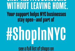 Shop In NYC Social Media Asset - Multipurpose NYC & Company
