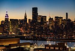 Z Hotel NYC Skyline Views_Credit Julienne Schaer