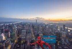 Spider-Man Landing Page