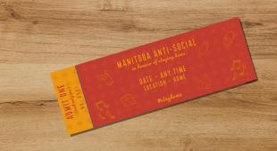 Manitoba anti-social ticket