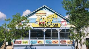 Beach Boy Restaurant, Gimli
