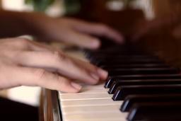 Lippitt House Museum Piano
