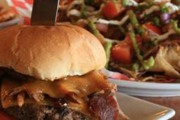 Copperfield's Burger