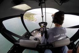 Newport Helicopter Tour