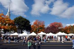 Scituate Arts Festival in Providence Crowd