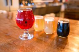 Buttonwoods beer