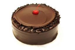 Gregg's Chocolate Layer Cake