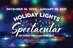 RWP Zoo Holiday Lights Spectacular