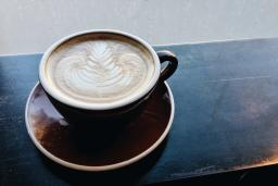 Dave's Coffee Latte